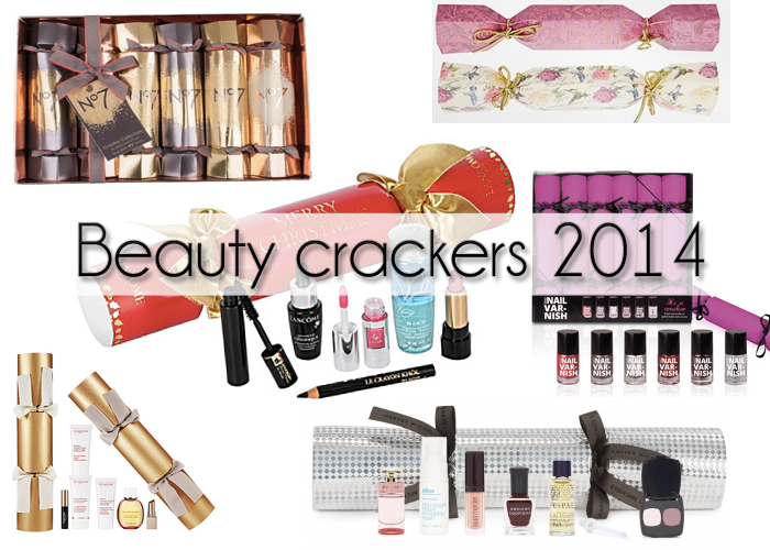 following on from my post on this years beauty advent calendars ive spotted that a fair few brands are also offering christmas cracker sets filled with
