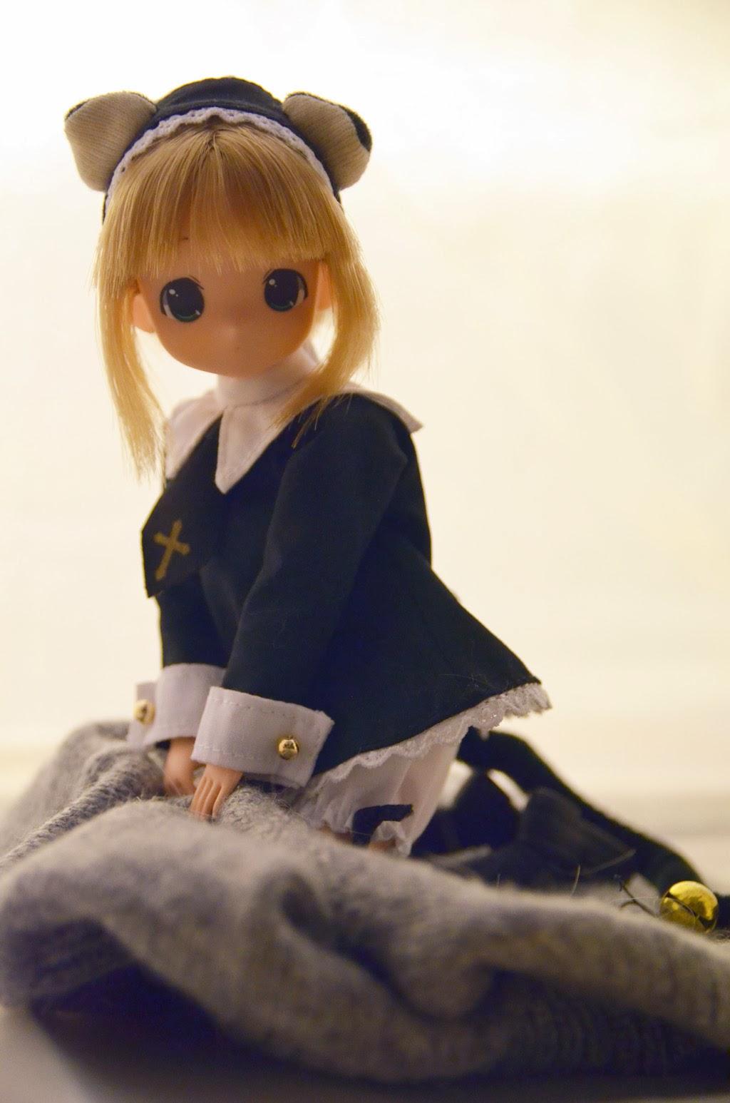 moko-chan doll