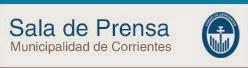 Sala de Prensa Municipalidad de Corrientes