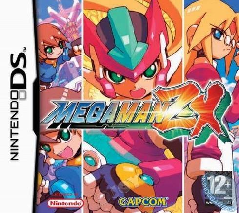 Mega Man ZX Advent (Los dos para Nintendo DS) (Español)
