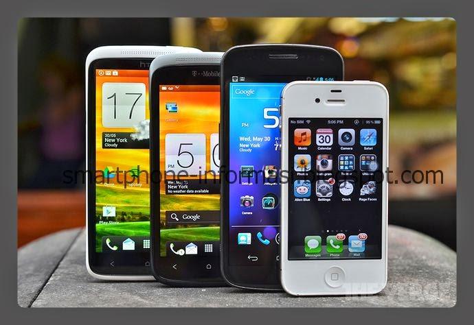 Macam-Macam Smartphone