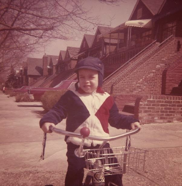 Earliest Bicycle Photo