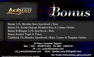 Situs Agen Judi Casino Online Terpercaya