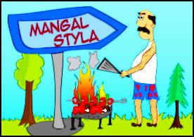 Hayrettin Mangal Styla Oyunu