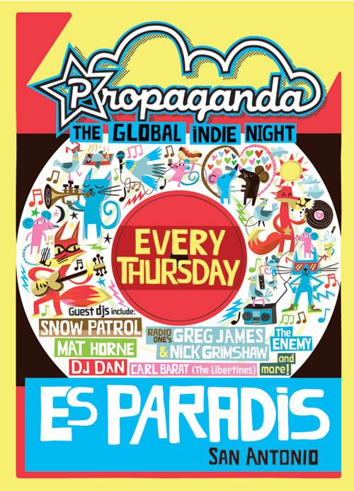 Propaganda Ibiza