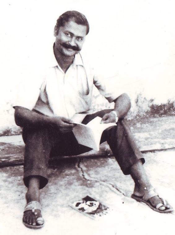 """Sudama Pandey """"Dhoomil"""""""