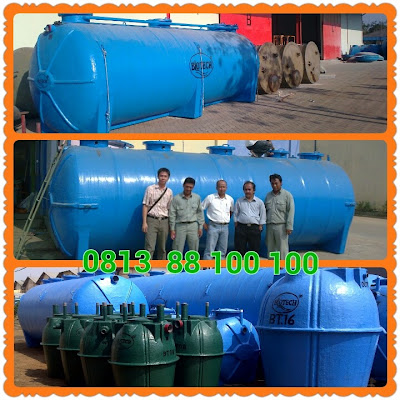 instalasi pengolahan air limbah domestik, ipal biotech, stp biotech, septic tank biotek, sewage treatment plant bio, toilet portable fibreglass, bakteri pengurai