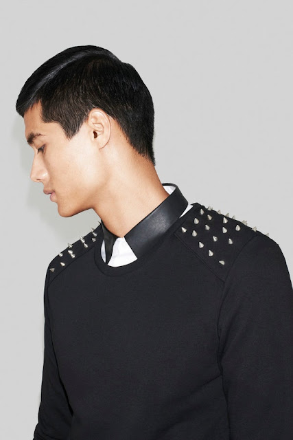 Zara Lookbook for men, winter 2013