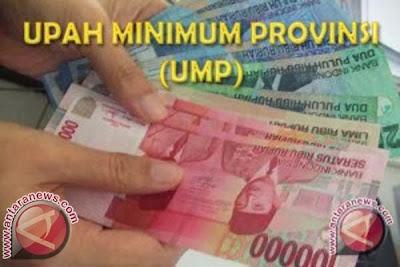 Upah Minimum Provinsi (UMP) Riau 2014