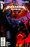 Batman y Robin V2 - New 52 - 22/06/2013