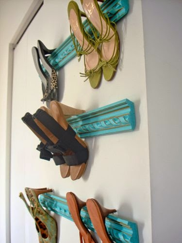onde guardar sapato de salto