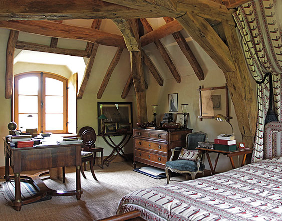 estilo rustico enviguetados en techos antiguos y rusticos