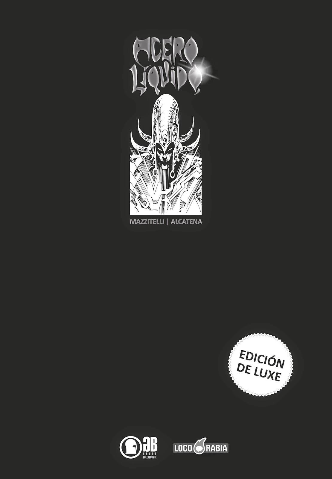 Acero Liquido (Deluxe)