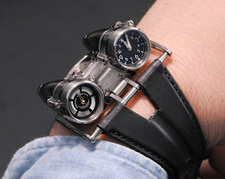 montre MB and F Thunderbolt Baselworld 2011