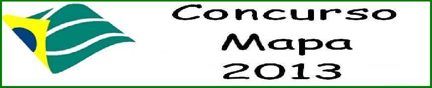 Concurso Mapa 2013
