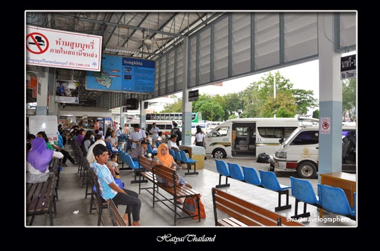 haadyai, hatyai, thailand, south thailand, songtheaw, temple, backpacking thailand, kota hatyai, hatyai railway station, stasiun hatyai