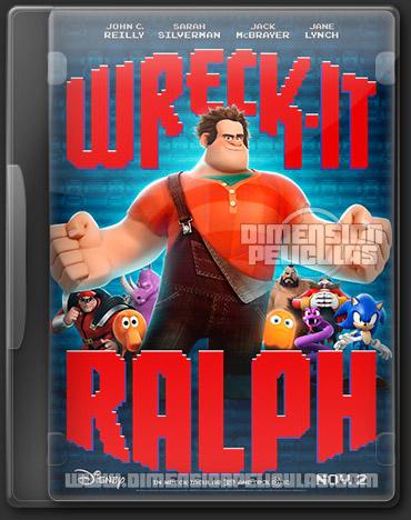 Wreck-It Ralph (DVDRip Ingles Subtitulada) (2012)
