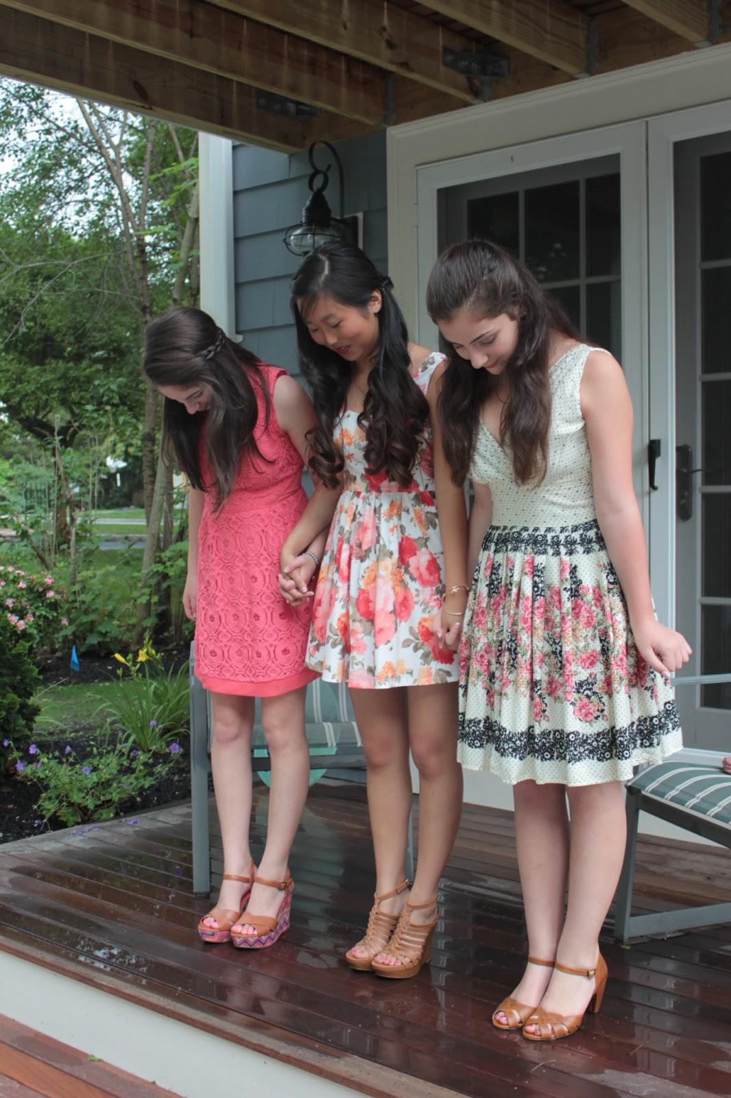 Pictures Of 6th Grade School Dance Dresses Kidskunstinfo