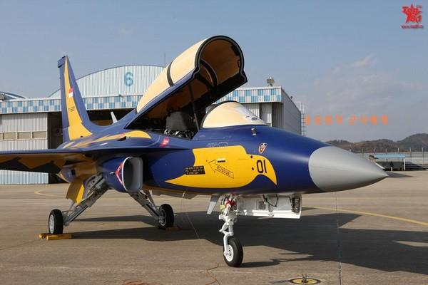 Pesawat T-50 Golden Eagle