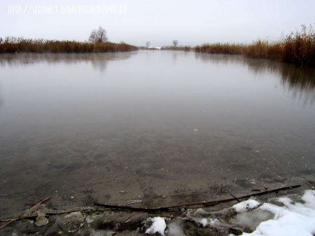 зимняя рыбалка на р. Аксай