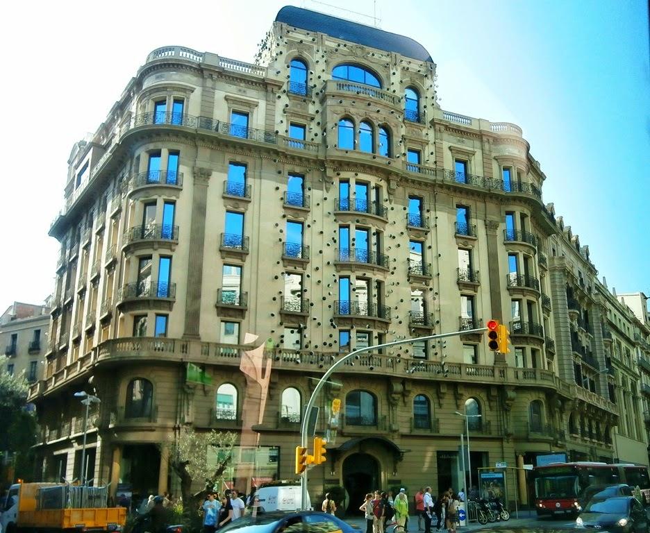 Hotel OhLa, Barcelona -AcericoPop-