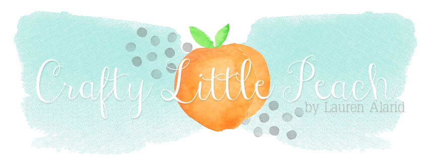 Crafty Little Peach