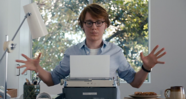 Paul Dano typewriter Ruby Sparks