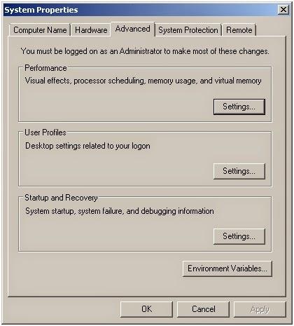 Cara menambah RAM menggunakan Harddisk