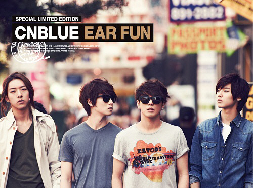 CNBLUE Wallpaper, Lagu KPOP Korea Terbaru April 2014