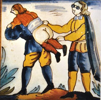 rajola oficis mestre spanking