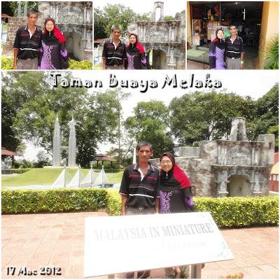 Taman Buaya di Melaka di Taman Buaya Melaka