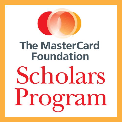 Fully Funded MasterCard Foundation Scholars Program, Study ...