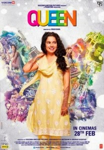 Queen Bollywood Movie 2014