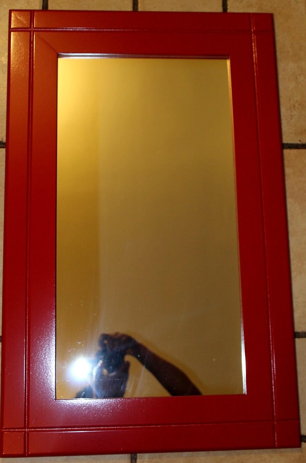 Manualidades en mdf espejo marco horizontal nombre en 3 for Espejo horizontal