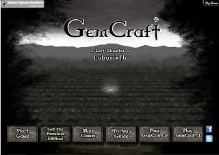 Lista de todos los capítulos de GemCraft