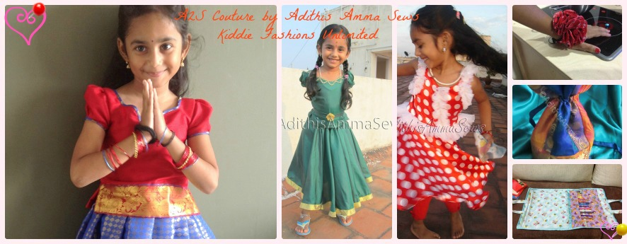 Adithis Amma Sews - Cute Confessions of a Sew Addict
