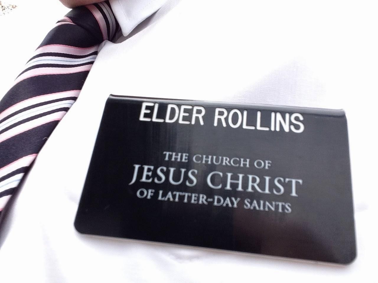 Elder Rollins