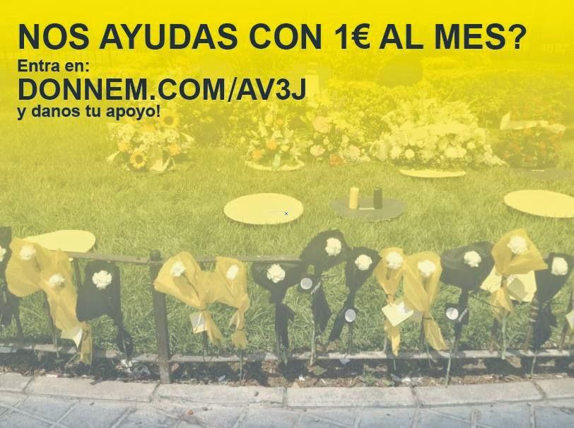 Campaña DONNEM.COM/AV3J