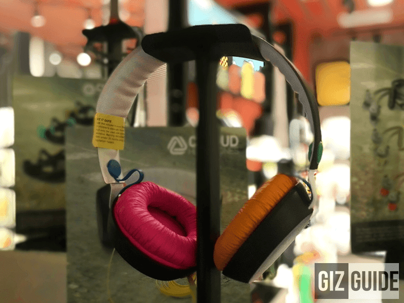 Coloud Boom Kids, Hoop Anchor Earbuds And Lighting Cable Officially Launched In The Philippines!