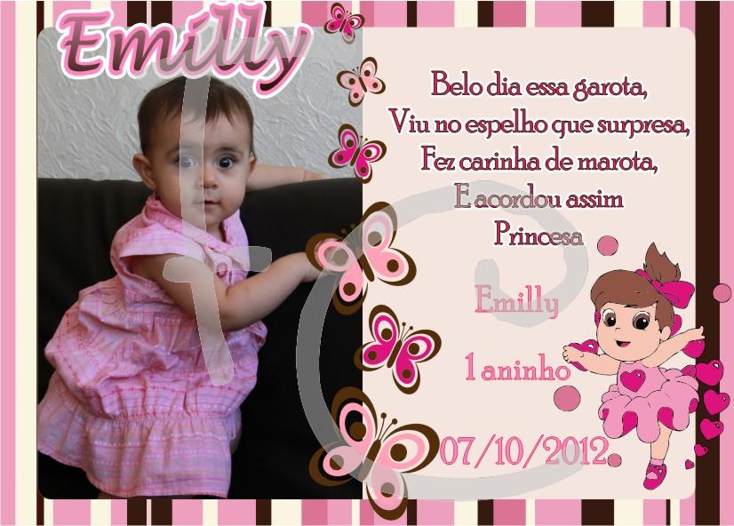 Mãe Para Toda Vida Festa De Aniversario De 1 Ano Da Princesa