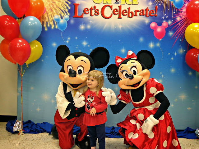 Mickey, Minnie, Disney on Ice, Feld Entertainment