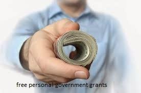 Apply Free Personal Grants Money Online