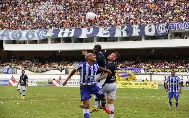 Em péssima atuação, Paysandu perde a decisão do segundo turno para o Remo