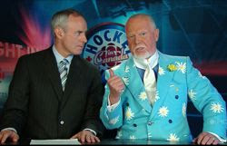 Don Cherry's Hockey Night In Canada Contract Revealed (humor)