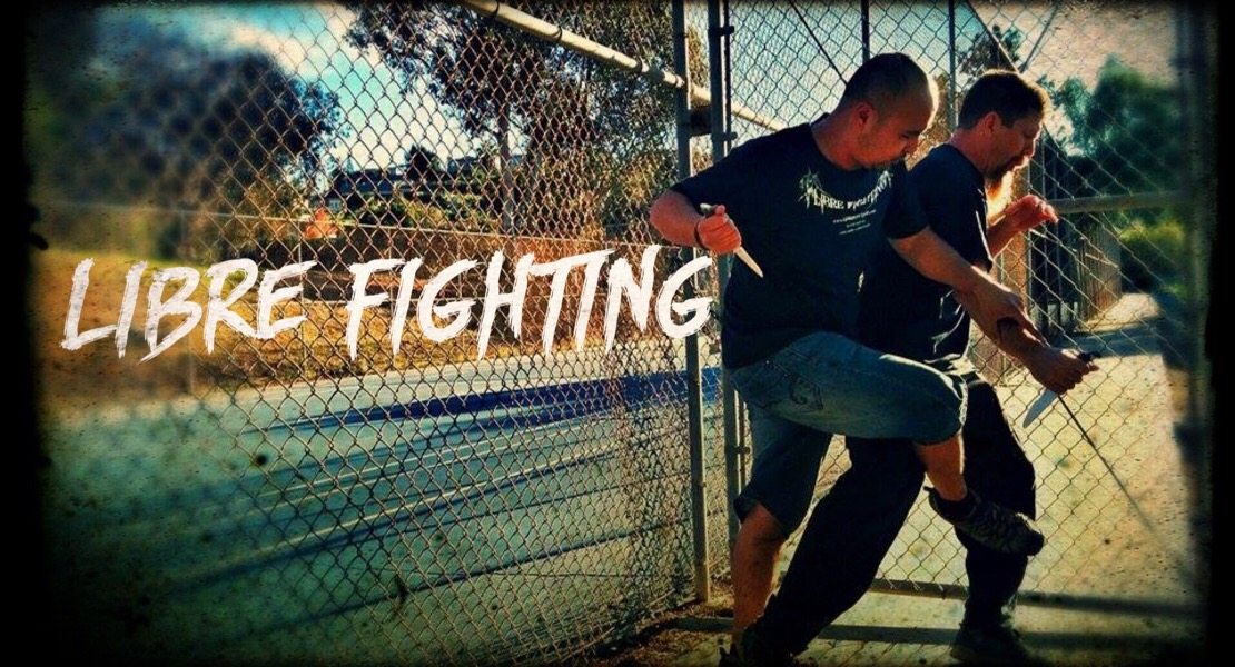Libre Knife Fighting