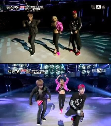Girl's Generation: SNSD Hyoyeon dancing with Lay and Kai ...