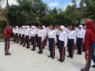 Paskibra SMA 10 Malang, Jawa Timur