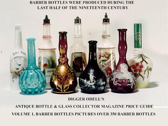 Antique Barber Bottles2