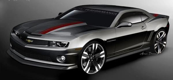 Chevrolet Performance Announces 2013 Camaro Catalog gassguzzler