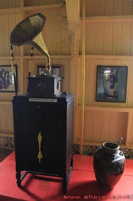 Photo-photo Istana Sayap Kerajaan Pelalawan Kerinci
